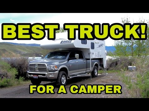 Pickup Truck Campers... Which Pickup to buy