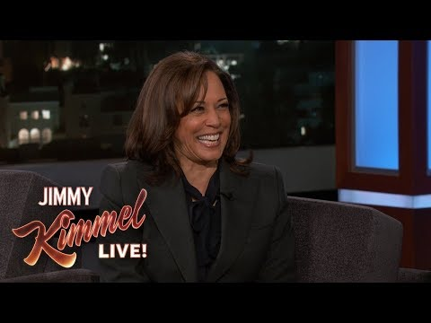 Senator Kamala Harris on Running for President, Electoral College, Her Family & Star Wars
