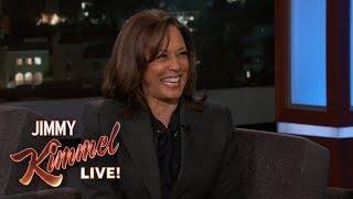 Senator Kamala Harris on Running for President, Electoral College, Her Family & Star Wars thumbnail