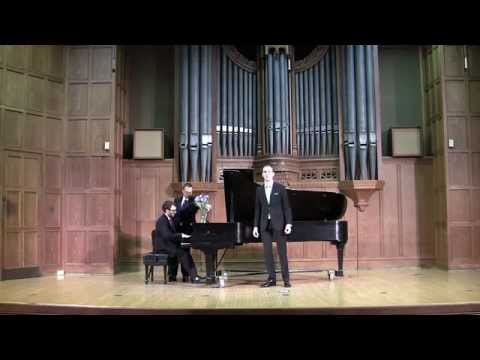 """""""Four German Songs"""" from 114 Songs by Charles Ives"""