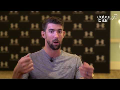 Michael Phelps talks Usain Bolt and retirement