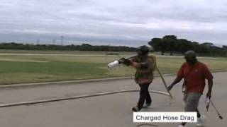 Fire Department - Physical Ability Test - Arlington, Tx