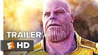 Avengers: Infinity War Trailer #1 (2018) | Movieclips Trailers - Продолжительность: 2 минуты 25 секунд