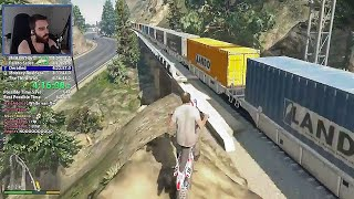 The Speedrun Is Dead...Unless I Make This Jump? (GTA 5)