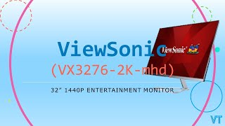 ViewSonic VX3276-2K-mhd - Unbo…