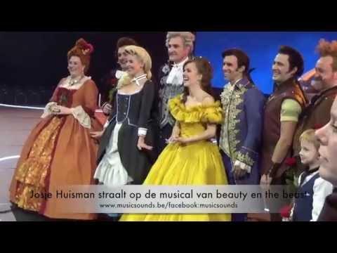 Josje huisman op musical beauty en the beast