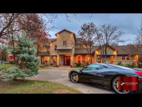 Texas Hill Country Inspired Home In Edmond Oklahoma KW Luxury Homes