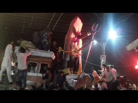 Jabalpur Ki Maha Kaali visarjan 2016