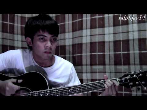 Akoy Sayo Ikay Akin Lamang - Iaxe (fingerstyle guitar)
