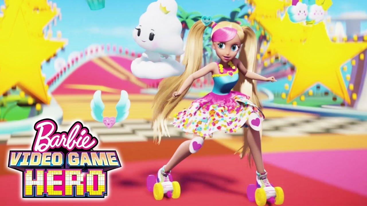 Barbie Video Game Hero Teaser Trailer Barbie Youtube