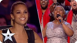 BREATHTAKINGLY good choirs, from Gospel to Swing!   Britain's Got Talent