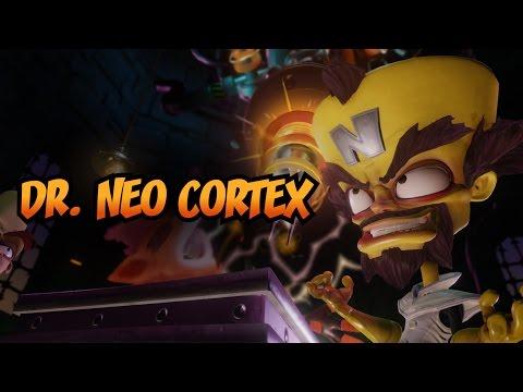 Dr. Neo Cortex | Crash Bandicoot N. Sane Trilogy