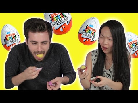 Thumbnail: Americans Experience A Kinder Surprise For The First Time