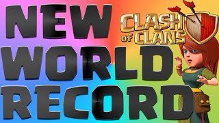 """Clash of Clans Legendary Raid """"NEW WORLD RECORD"""" 4800 Trophies Top player raid at LEGENDARY Trophies"""