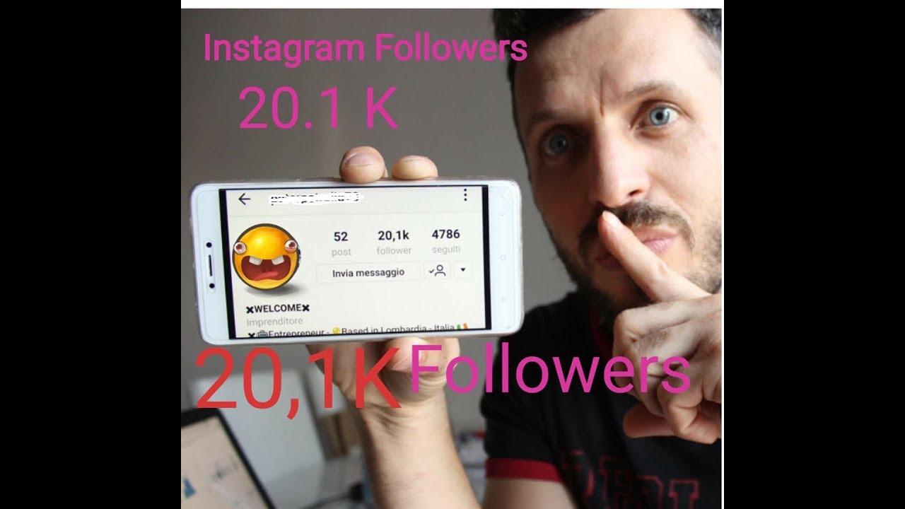 Come avere follower veri e reali su Instagram - ChimeraRevo