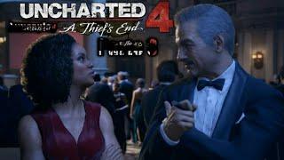 A ELLA le GUSTAN MAYORES | Uncharted 4: A Thief's End | Capítulo 3 en Español (Ps4) Game | Jomanplay