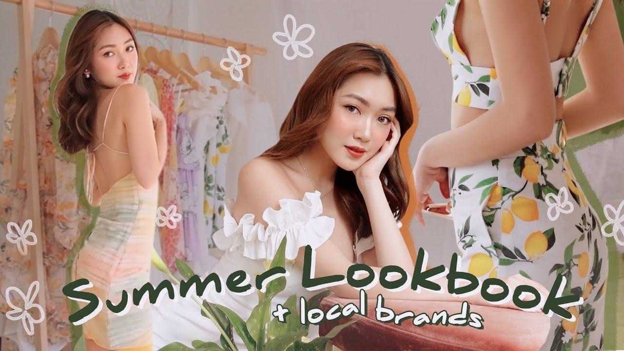 SUMMER LOOKBOOK 🌞 18 bộ trang phục mùa hè từ 6 local brands yêu thích | Chloe Nguyen