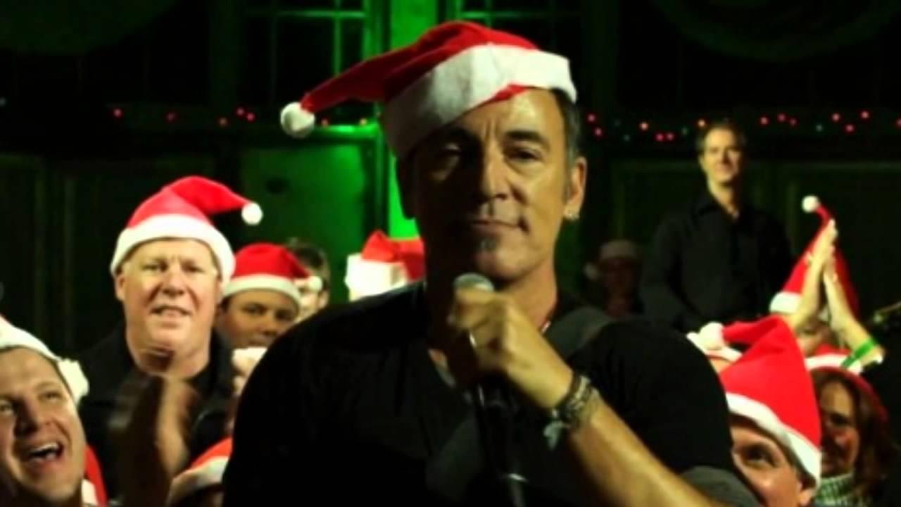 Bruce Springsteen Christmas.Bruce Springsteen S Blue Christmas