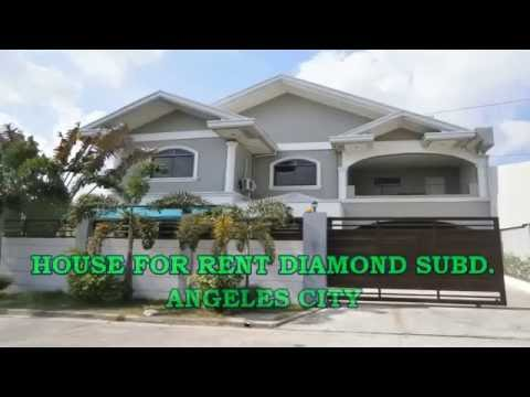 Diamond Subd. house for rent