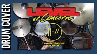 Twenty One Pilots - Level of Concern | DRUM COVER Jon Foster