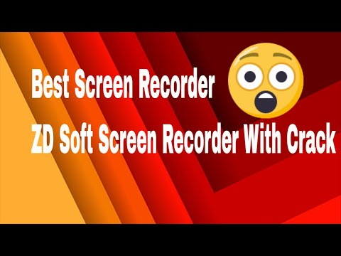 how to download ZD screen recorder with crack [lifetime] permanently latest trick in 2018