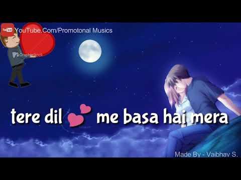 Tere Mere Pyar Nu Nazar Na Lage With Lyrics/RAHAT FATEH ALI KHAN