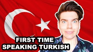 Baixar TRYING TO SPEAK TURKISH FOR THE FIRST TIME