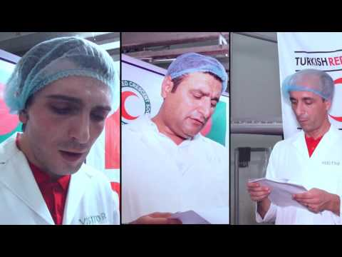 Turkish RedCrescent Qurban 2015 by Bengal Meat - MoruPhoto