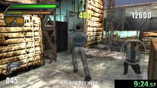 Dead To Rights Reckoning Any% Speedrun WR 37:52