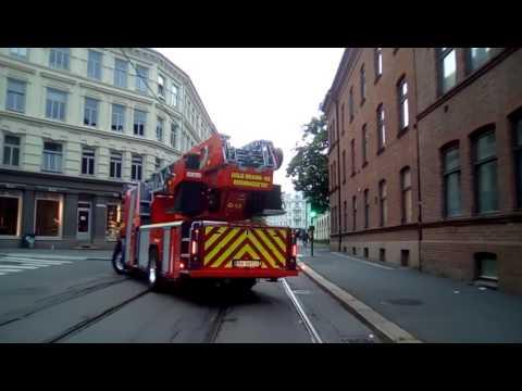 Oslo@Majorstuen - Bogstadveien - Bislett - St. Hanshaugen - Kiellands Plass - C. B. Plass - Hasle