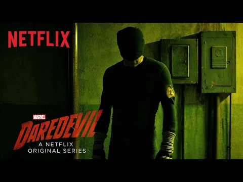 Marvel's Daredevil  Hallway Fight  HD  Netflix
