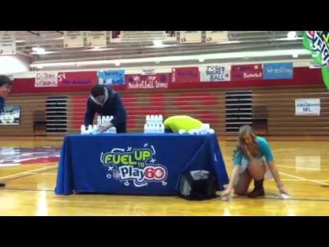 Kellen Moore Visits Filer High School