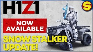 H1Z1 PS4 GAME UPDATE: JUNE 21