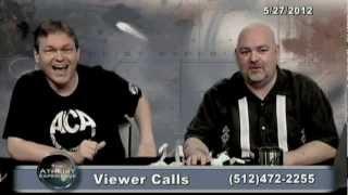 Atheist Experience #763 with Matt Dillahunty and Jeff Dee