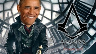 Obama Reveals Conspiracies (Assassin