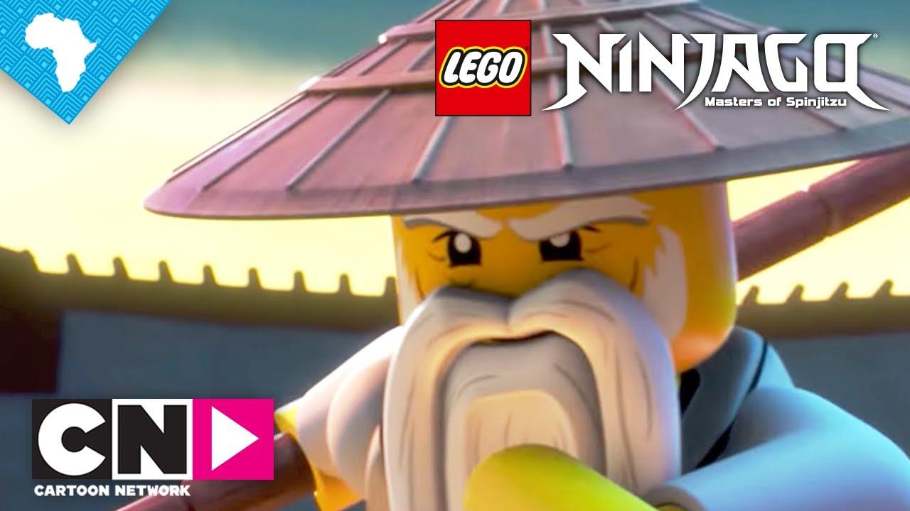 Ninjago   Battle Time   Cartoon Network Africa