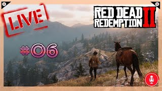 "RDR2 (PC) 🎲 #06 - How Could I Say ""No"" To More of the RDR2 Story?"