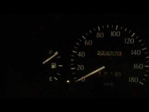Toyota Crown 1JZ-GE расход бензина