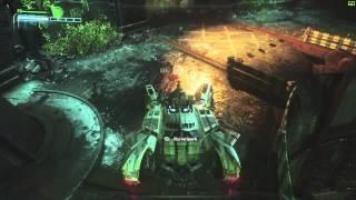 Batman: Arkham knight - kot endgame