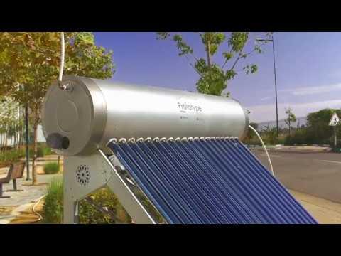 Projet FT2M 2015 Chauffe eau solaire Low Cost Cluster Solaire Maroc   YouTube