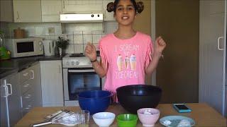 تجارب شيرين في الطبخ #1 ما شفتو !!!!