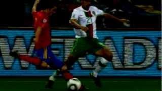 「スペインx ポルトガル」決勝Tハイライト 2010 thumbnail