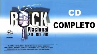 ROCK NACIONAL ARGENTINO - CD COMPLETO