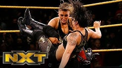 Shayna Baszler vs. Rhea Ripley – NXT Women's Championship Match: WWE NXT, Dec. 18, 2019