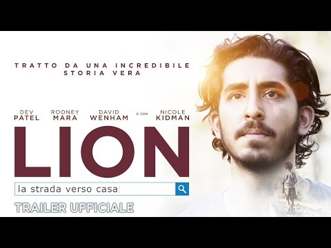 Lion  - La strada verso casa (Dev Patel, Rooney Mara) - Trailer italiano ufficiale [HD]
