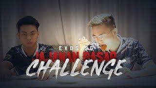 EVOS SINGAPORE | NYOBAIN JAJANAN PASAR INDONESIA !!