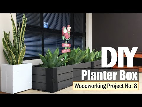 DIY - Planter Box