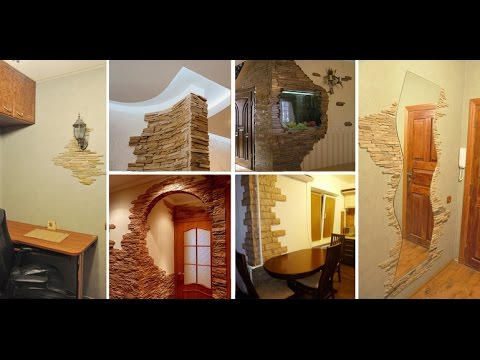 Interior Stone Decorating IDEAS