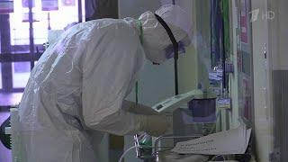 За минувшие сутки в России было выявлено 24 715 новых случаев коронавируса.