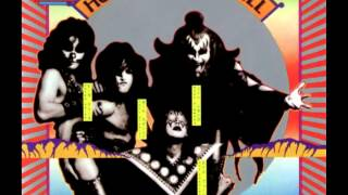 KISS - Hotter Than Hell  - HOTTER THAN HELL ALBUM 1974